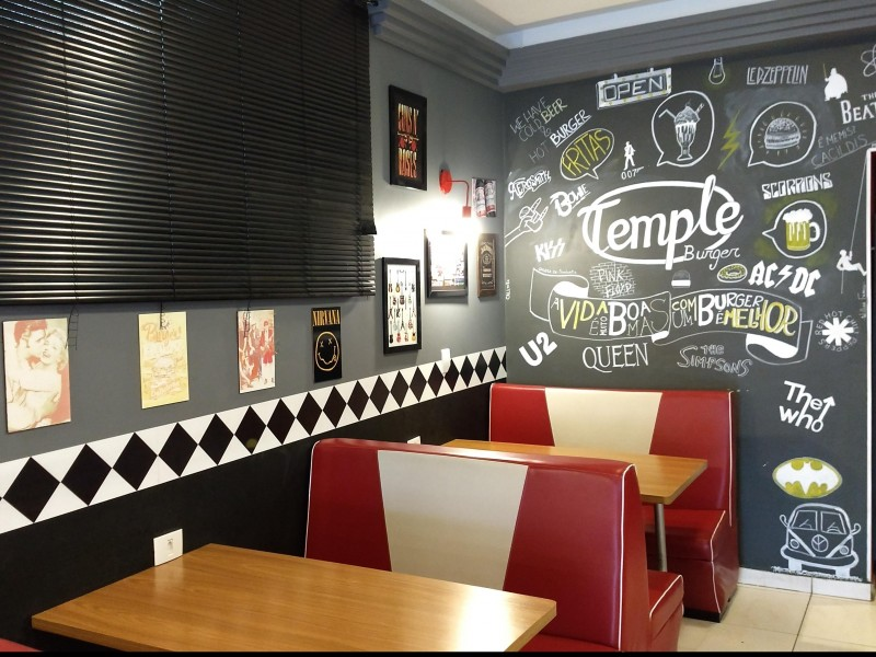 Temple Burger